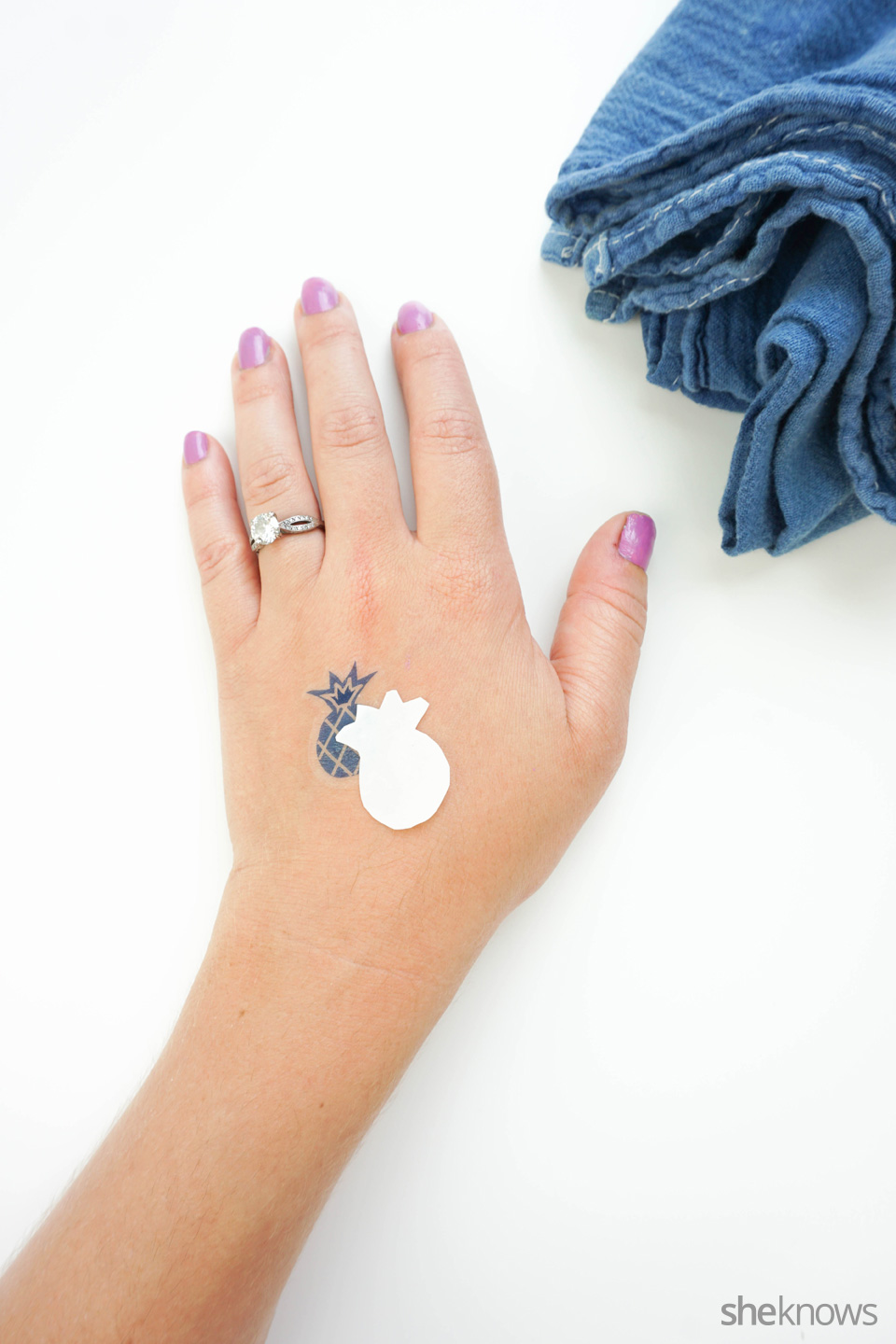 Printable temporary tattoos that make summer style so much for Wash off temporary tattoos