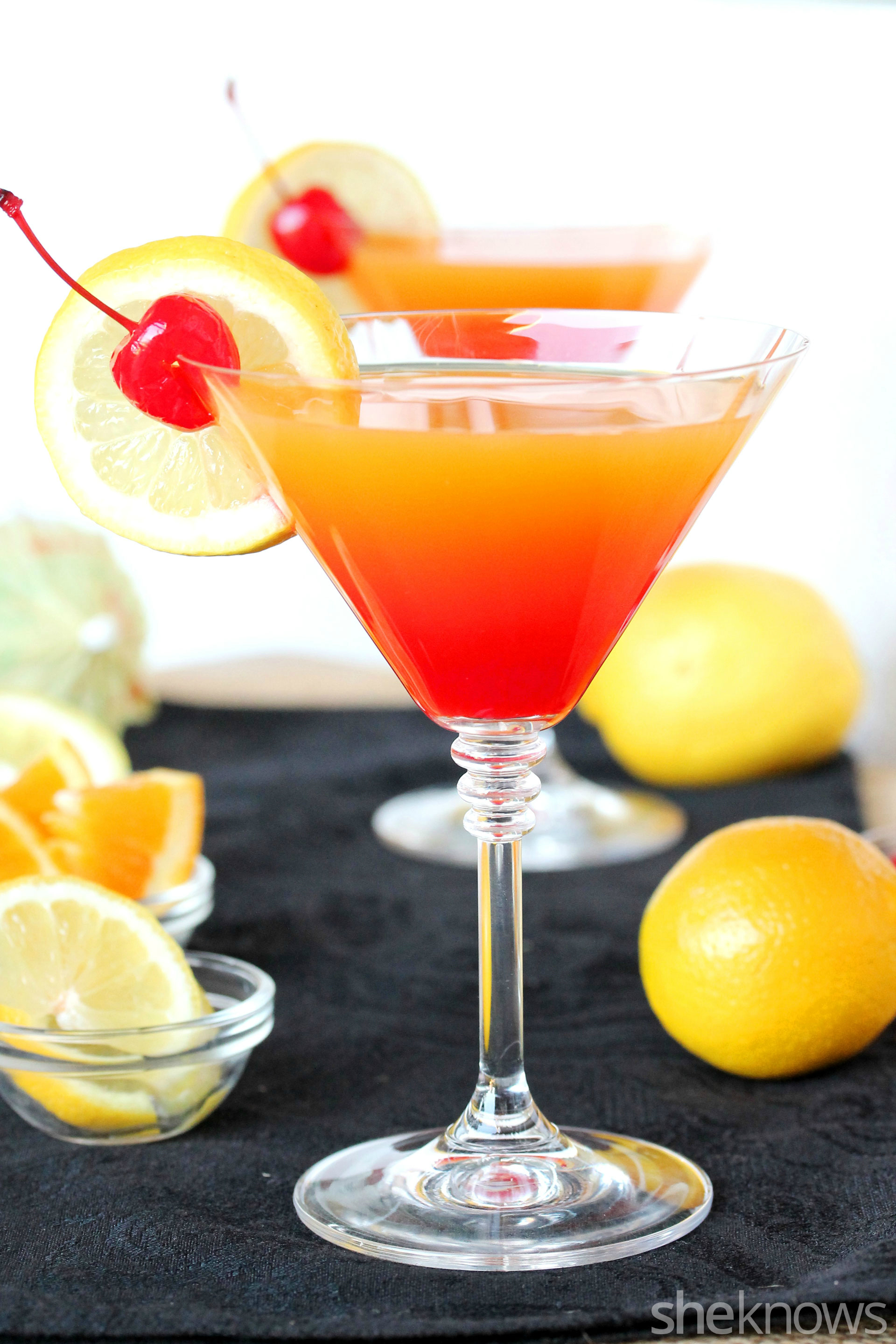 5 Classic Cocktails That Are Even Better When You Add Lemonade