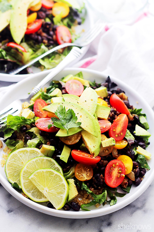 your burrito bowl healthier? This recipe for homemade burrito bowls ...