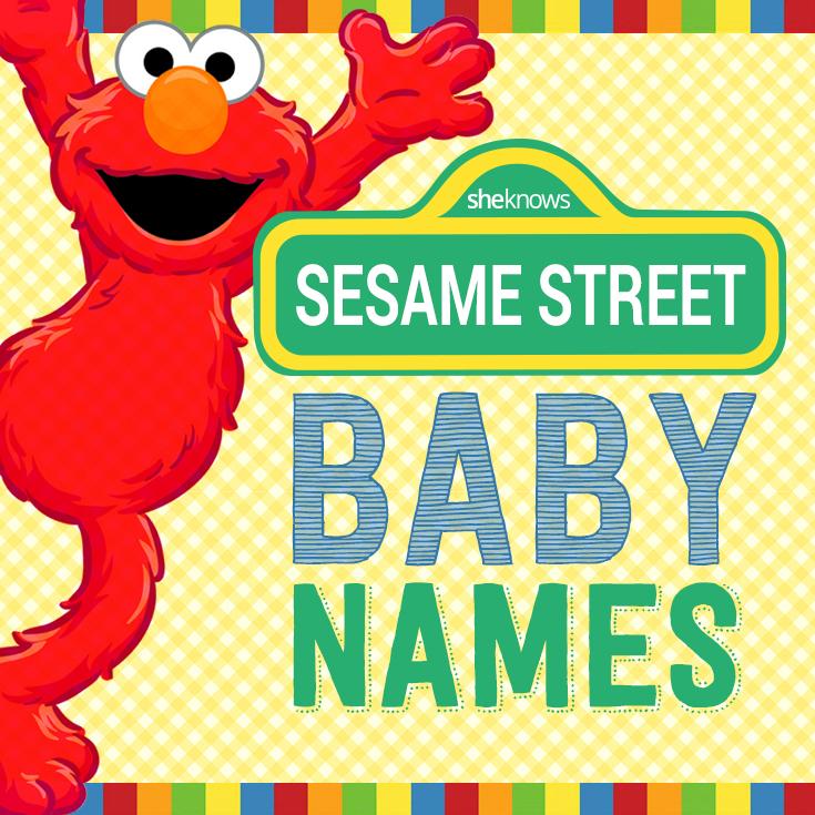 Baby Sesame Street Characters Names Sesame Street baby nam...