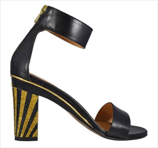 Tanya heath adjustable high heel