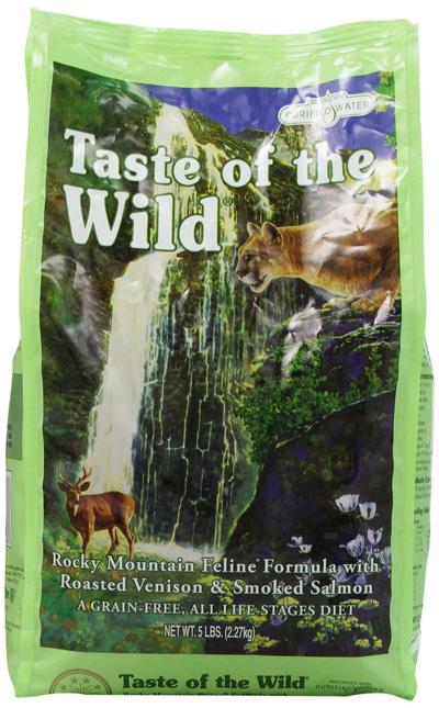 Taste Of The Wild Cat Food Petco