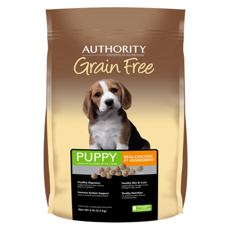 Authory Grain Free Dog Food