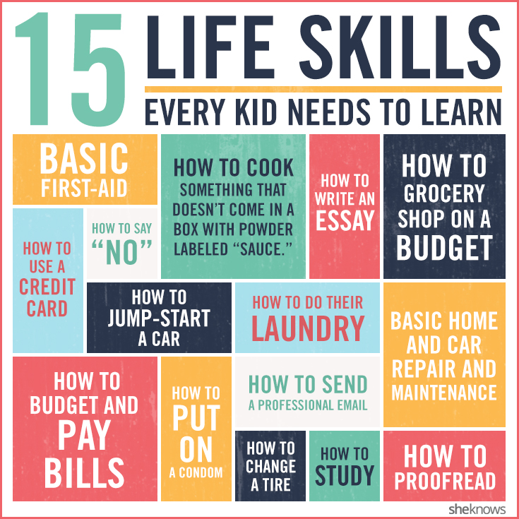 3 Important Life Skills Nobody Ever Taught You