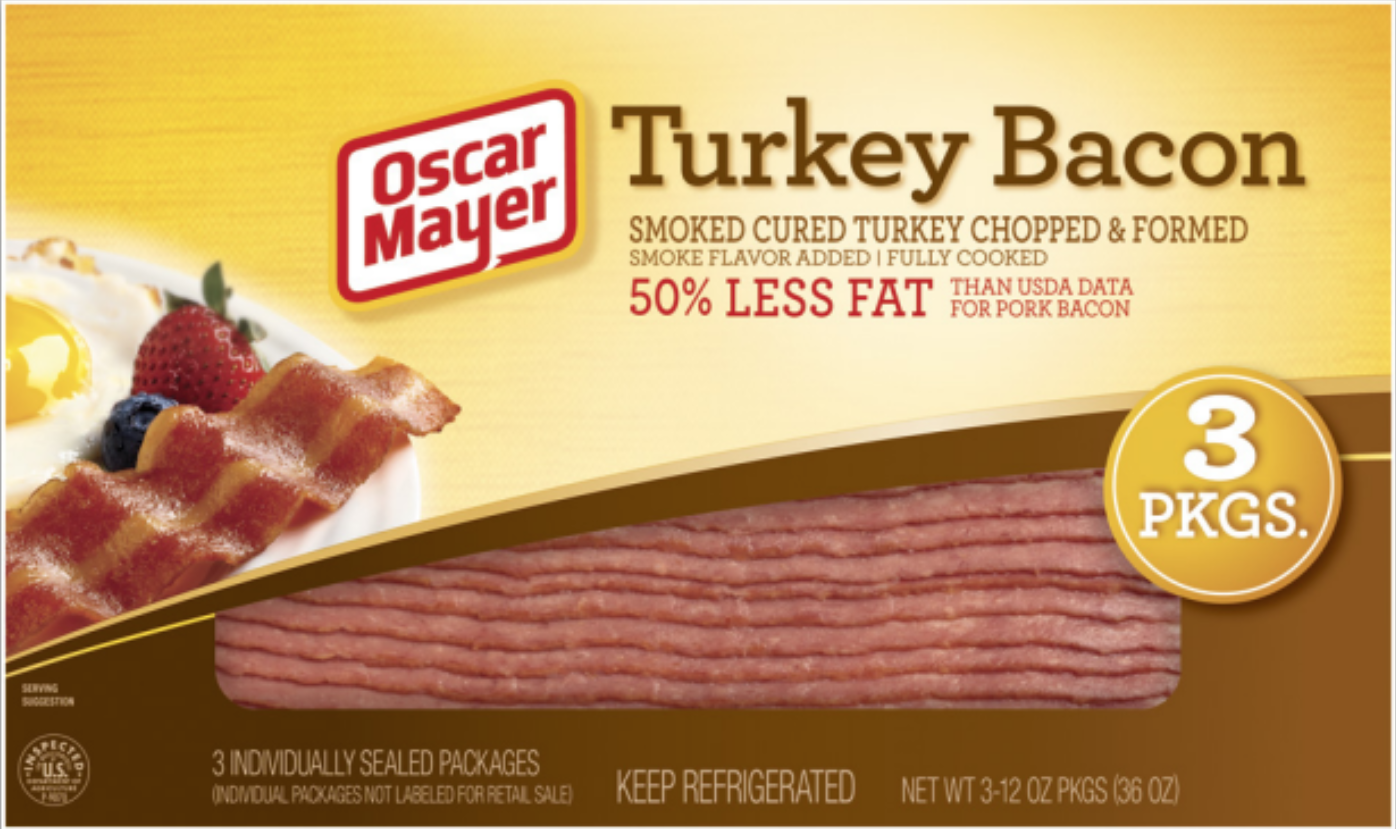 likewise Hormel Black Label Bacon additionally 35486755 in addition Kraft Heinz Ore Ida Just Crack An Egg as well Bad Turkey Bacon In Your Fridge. on oscar mayer uncured bacon