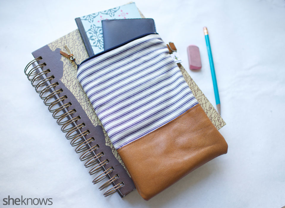 DIY iPad case makes use of your scrap bin for an ...