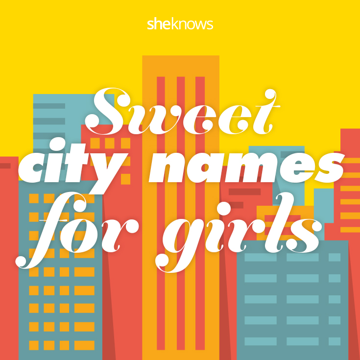 Cool destination Baby girl names
