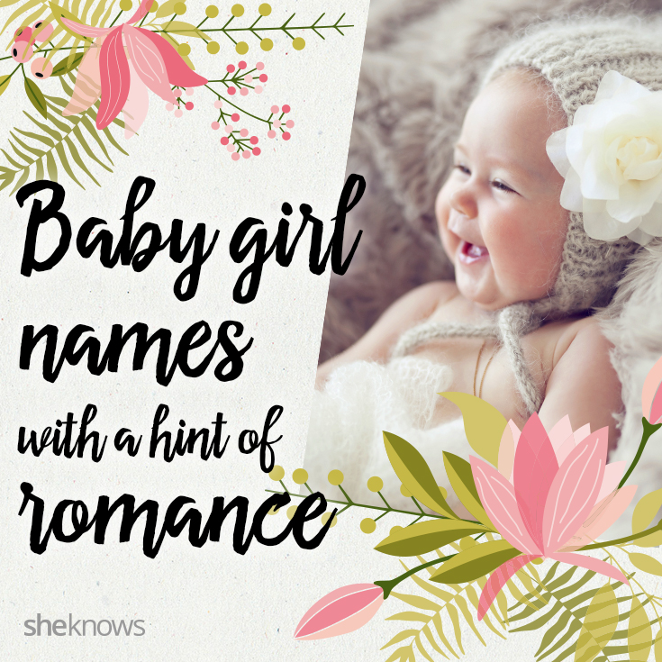 Lovely girl names