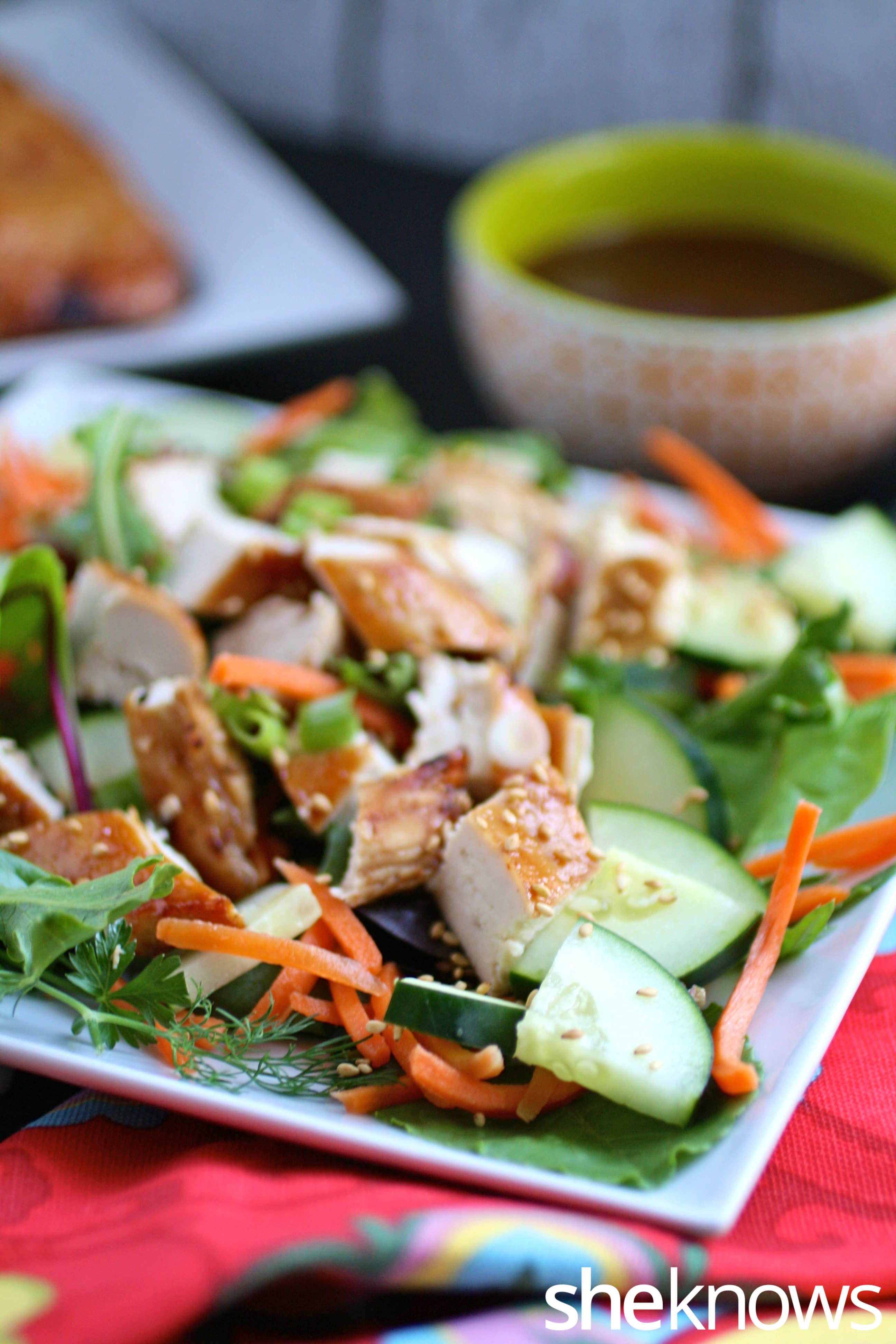 Peking chicken is a family-friendly meal that's simple to make at ...