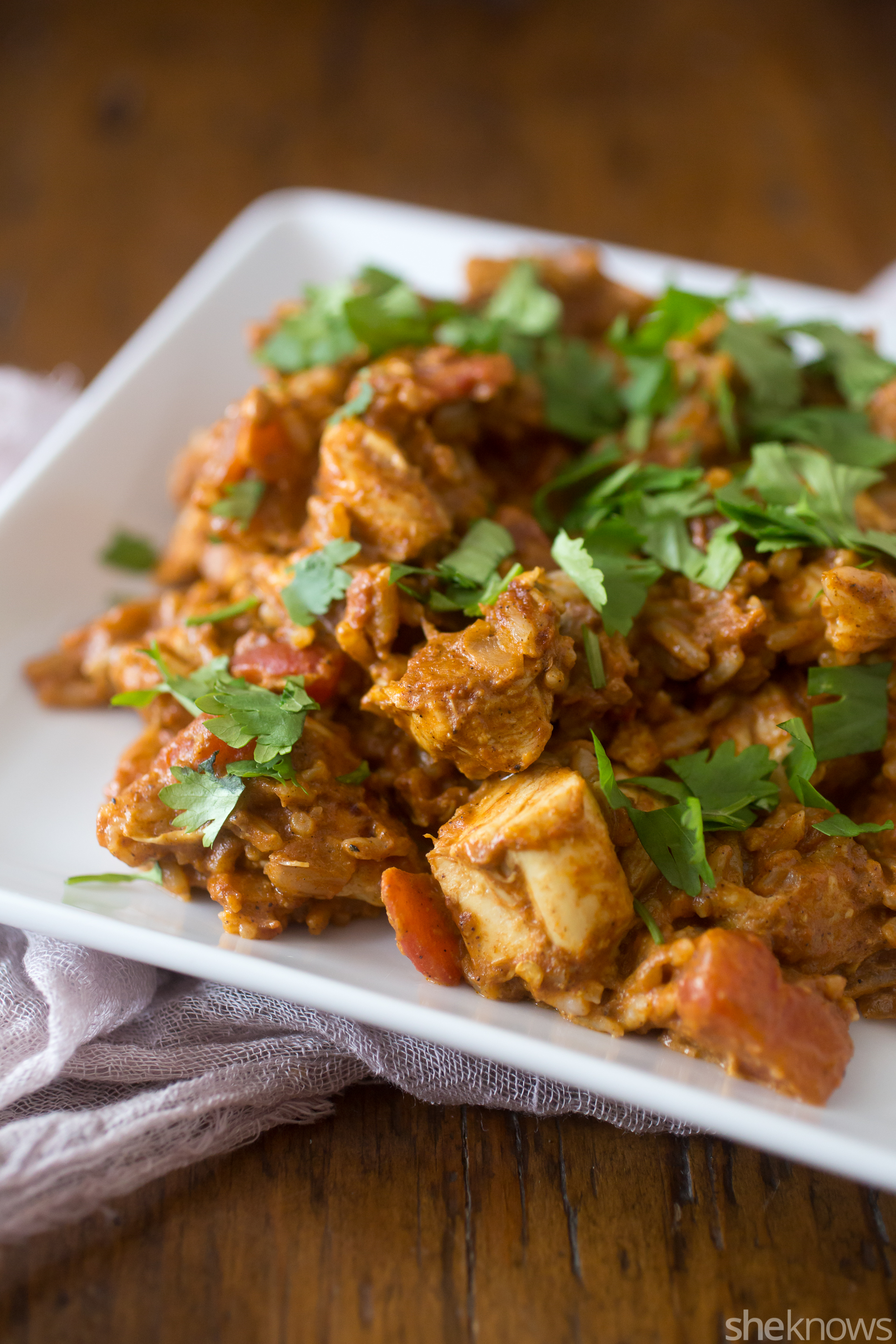 Chicken-coconut curry — the 30-minute Indian dish your recipe box ...
