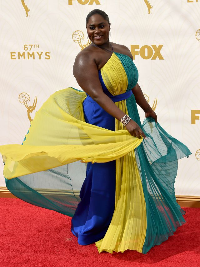 Danielle Brooks Emmys dress