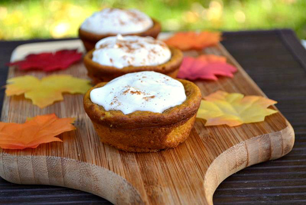 Mouthwatering non-pie pumpkin desserts change things up for the better at your holiday table