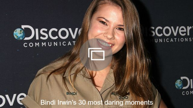 Bindi Irwin's tribute to her late father will turn you into a blubbering mess