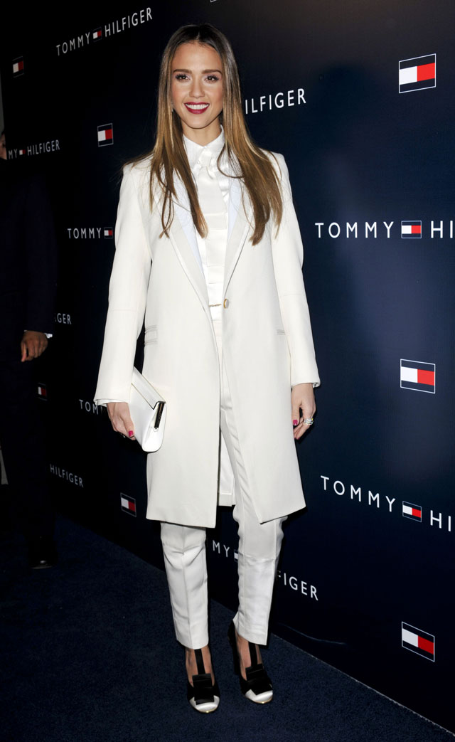 Wearing white after Labor Day is the best fashion rule to break