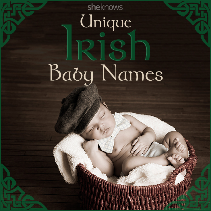 Give the luck of the Irish To your baby