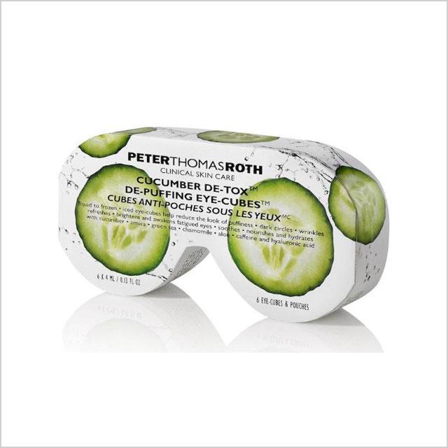 Peter Thomas Roth Cucumber De-Tox De-Puffing Eye Cubes