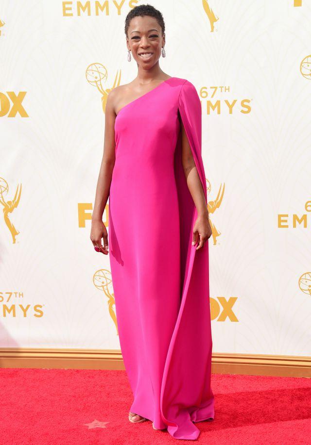 Samira Wiley Emmys dress