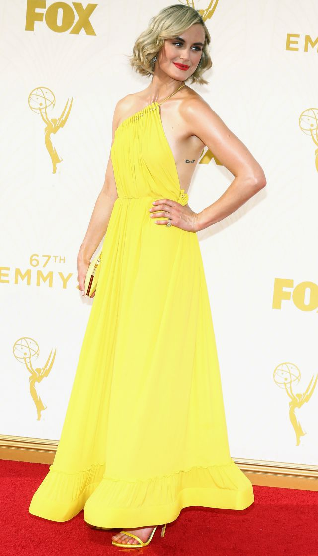 Taylor Schilling Emmys dress