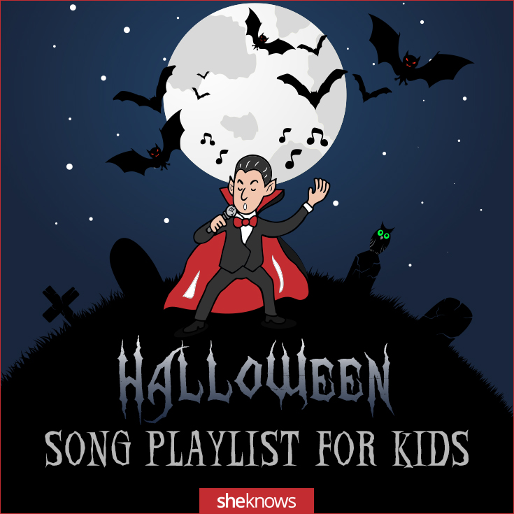 Halloween Song Playlist For Kids