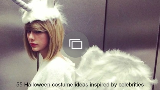 celebrity costumes slideshow