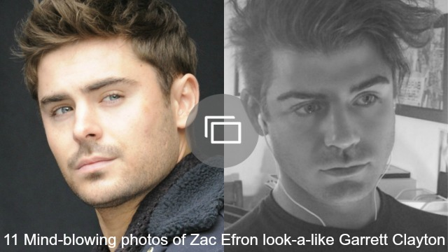 zac efron garrett clayton slideshow