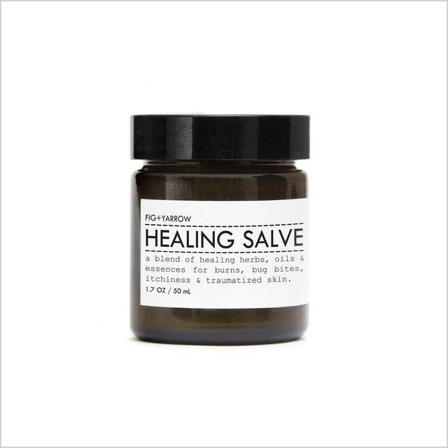 FIG+YARROW's Healing Salve
