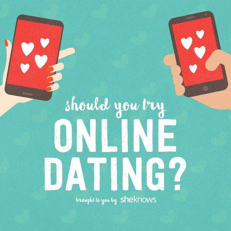 Go with the flow(chart) to determine if online dating will work for you