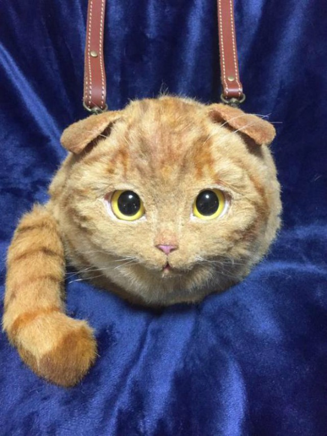 Pico cat handbag