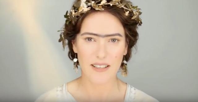 Makeup trends ancient Greece