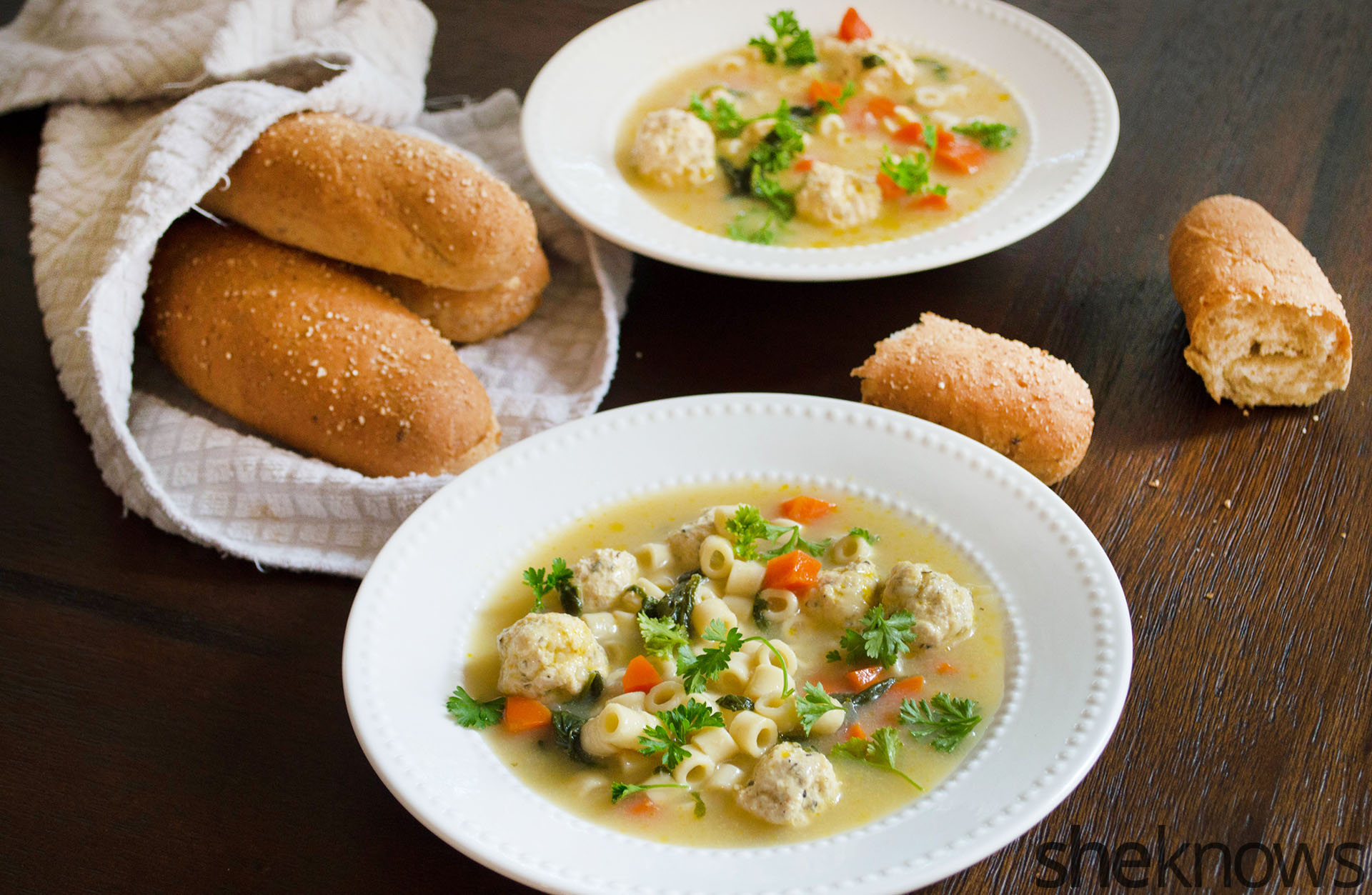 Slow Cooker Sunday Effortless Homemade Italian Wedding Soup