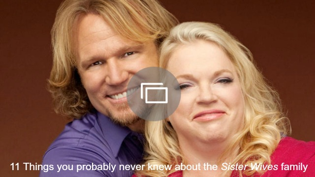 Meri & Kody Brown weigh in on all those Sister Wives rumors