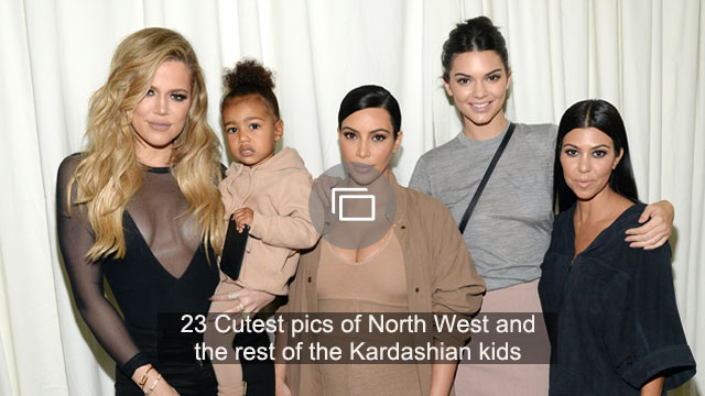 North West's adorable little voice in Kim Kardashian's latest Snapchat story will melt your heart