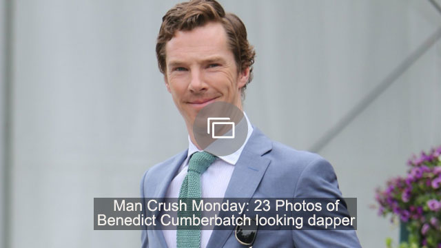 Benedict Cumberbatch made all his fans' dreams come true with this SNL debut