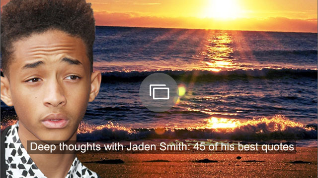 Jaden Smith isn't actually dead, and whatever you do, don't click the Facebook link that says he is