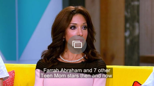You can vacation with all of the Teen Mom stars — oh, but Farrah Abraham's not invited