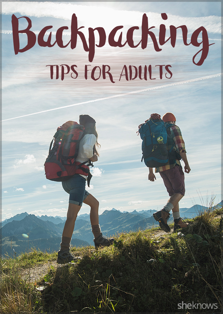 Give backpacking a try