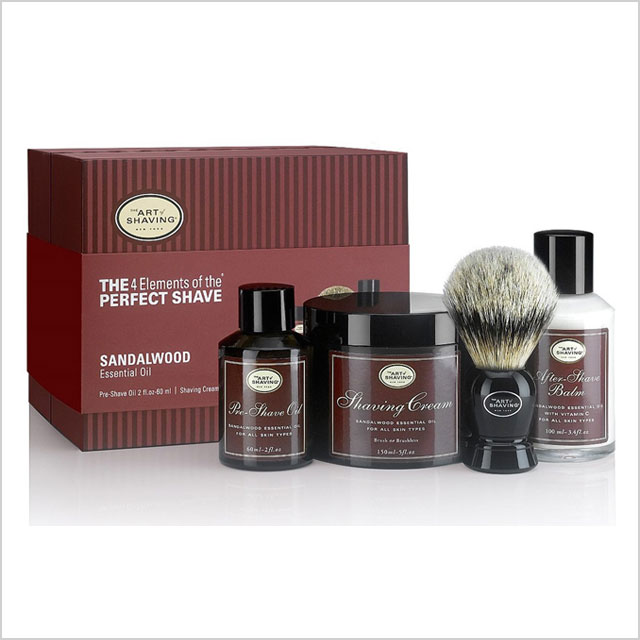 4. Brother: The Art of Shaving The 4 Elements of the Perfect Shave