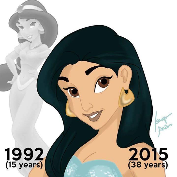Jasmine aged 38