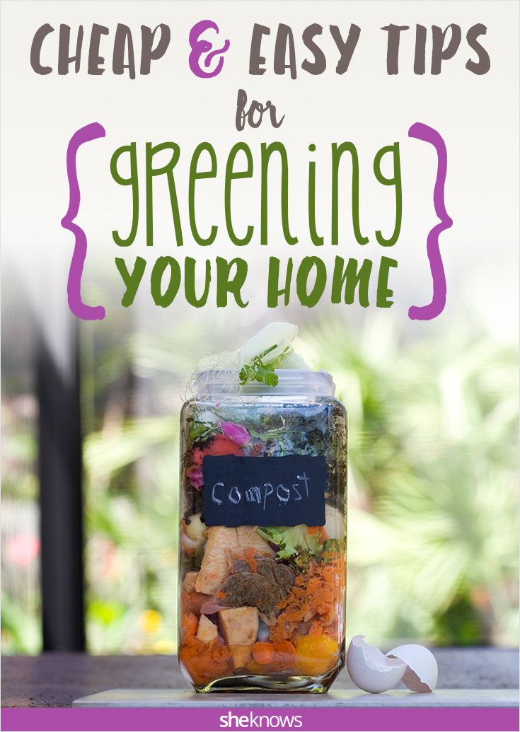 Economical ways to save the environment and save money on your home