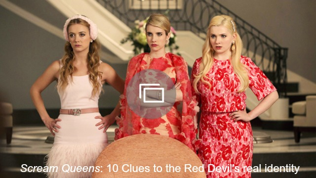 Scream Queens sneak peek slideshow