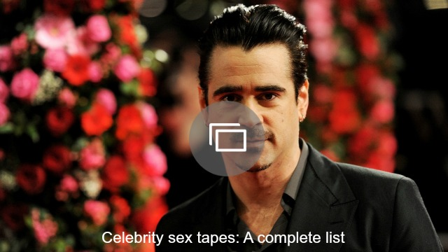 celeb sex tapes slideshow