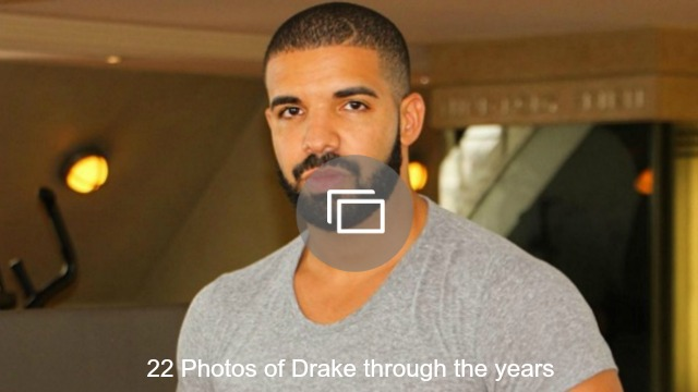 Look, we love Drake, but we really have to talk about his laugh
