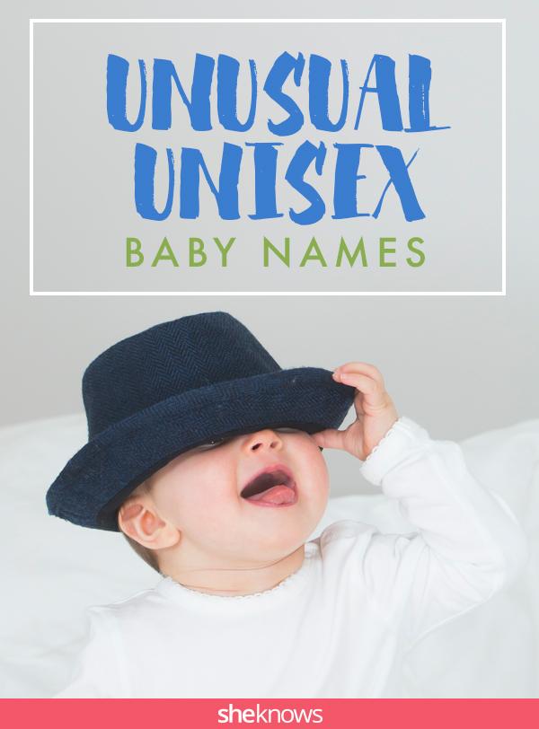 Surprising gender-neutral names for your boy or girl