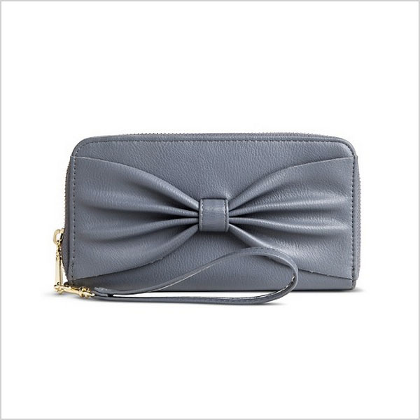 Mossimo Bow Cell Phone Case Wallet