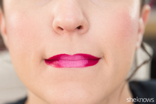 Master a trendy ombre lip in 5 easy steps: Step 3