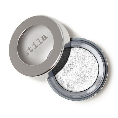 Stila Magnificent Metals Foil Finish Eye Shadow in Comex Platinum