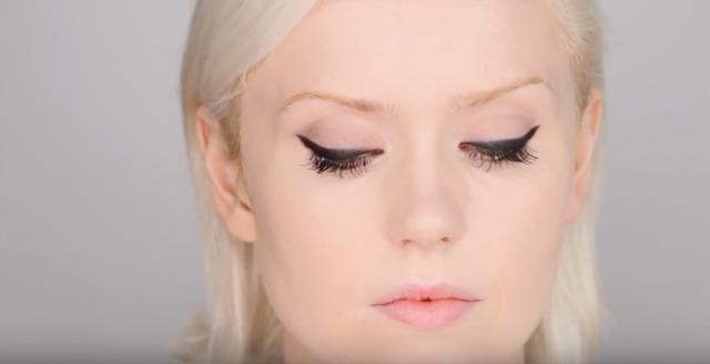 Elizabeth Taylor makeup tutorial