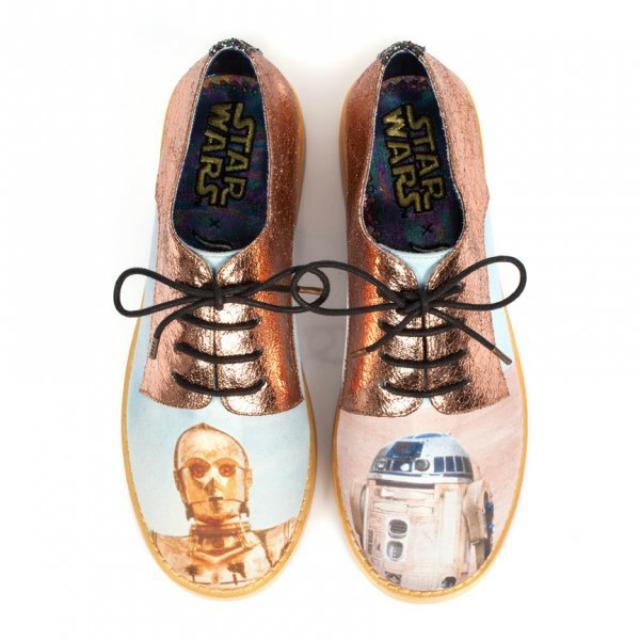 Droids shoes