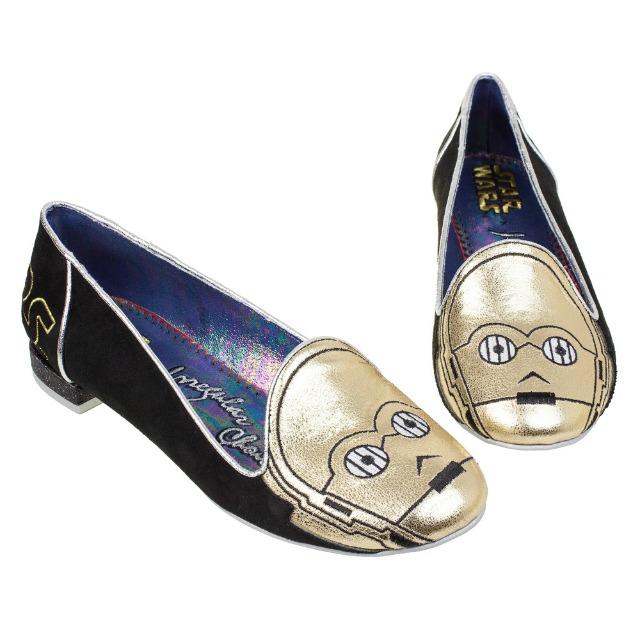 C3PO shoes