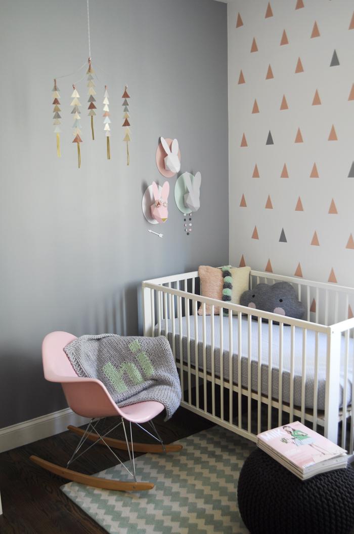 Nursery colors 2016 : Baby nursery trends 2016